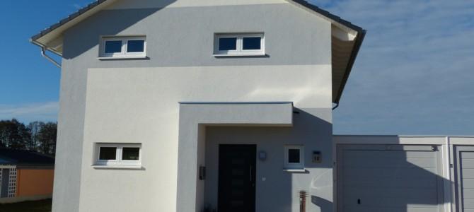 Ein Haus füllt sich mit Leben
